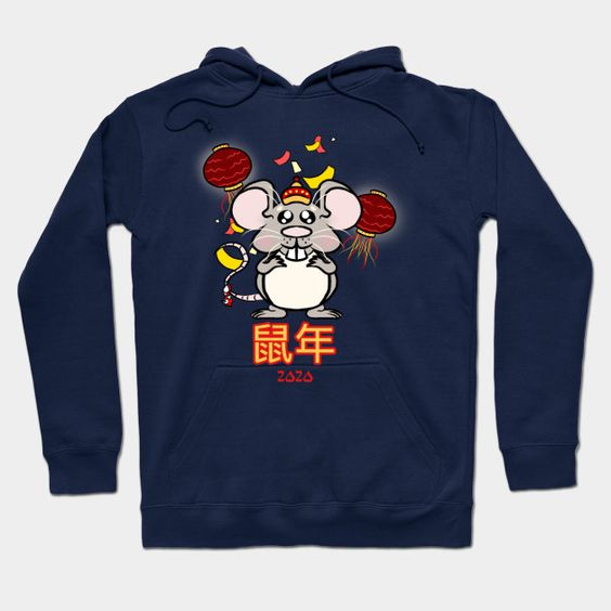 Chinese New Year 2020 A Hoodie