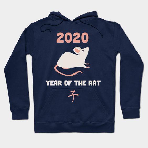 Happy Chinese New Year 2020 Hoodie