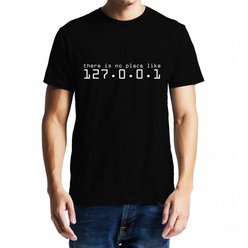 127.0.0.1 No Place Like Home T Shirt