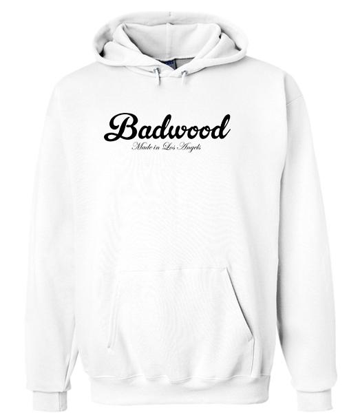 Zendaya Badwood Hoodie AI