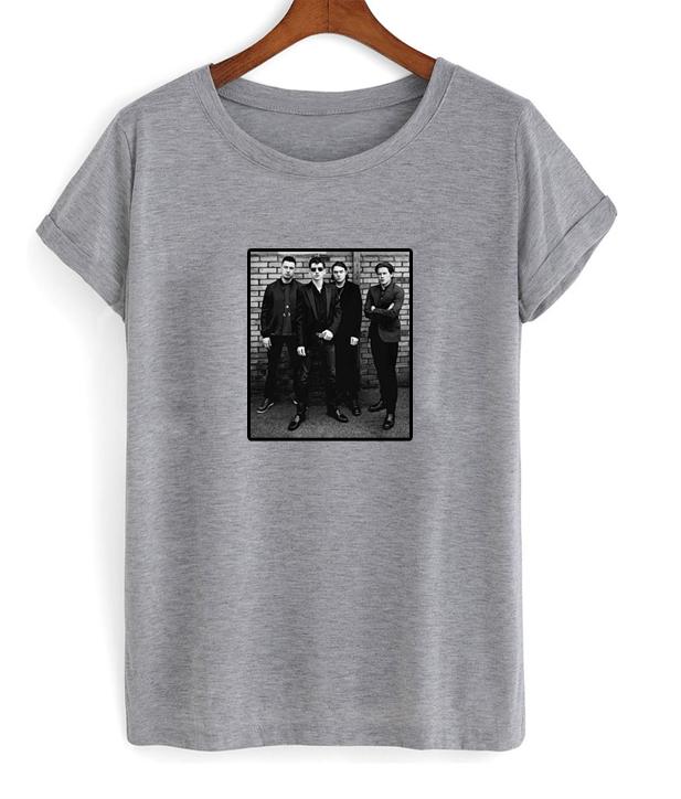 Arctic Monkeys T shirt AI