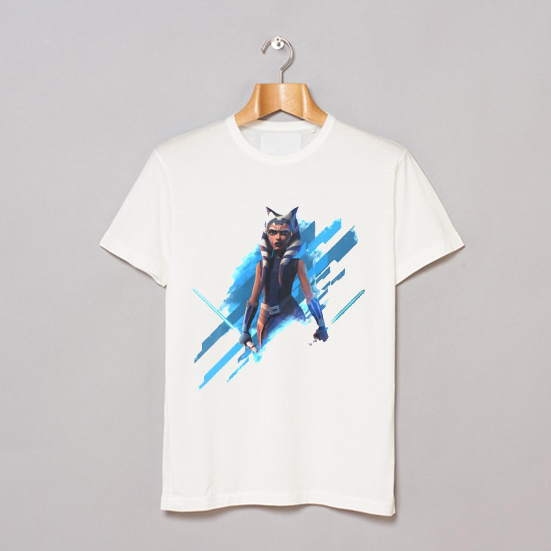 Ahsoka Tano T-Shirt AI
