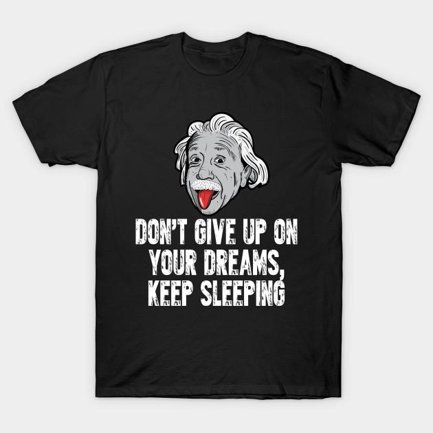Albert Einstein T-Shirt AI