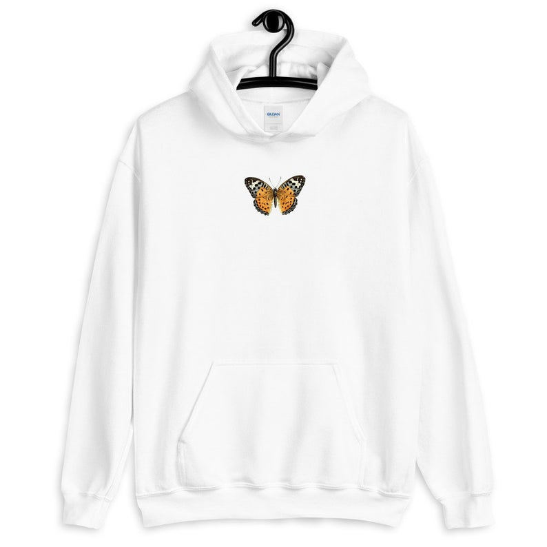Butterfly Unisex Hoodie AI