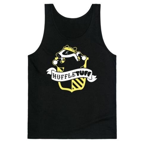 HuffleTUFF Tank Top AI