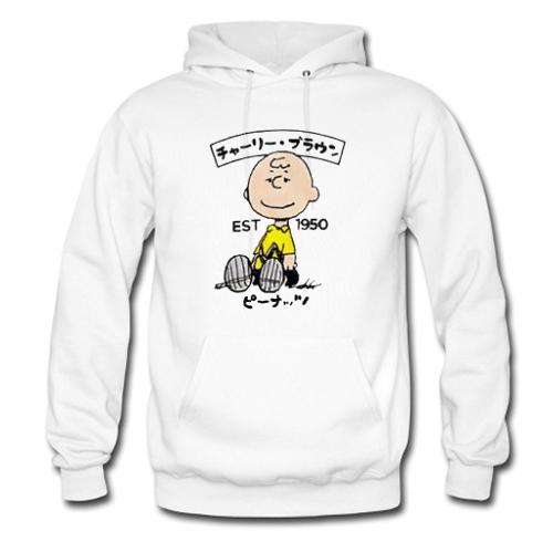 Charlie Brown EST 1950 Trending Hoodie AI