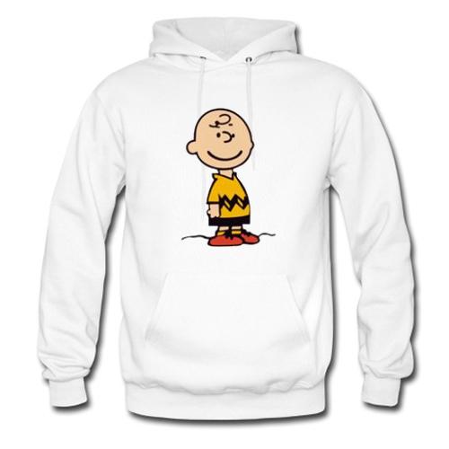 Charlie Brown Trending Hoodie AI