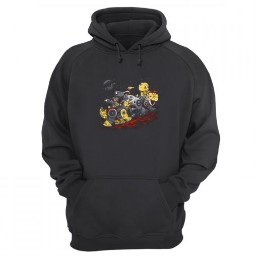 Bots Before Time Hoodie KM