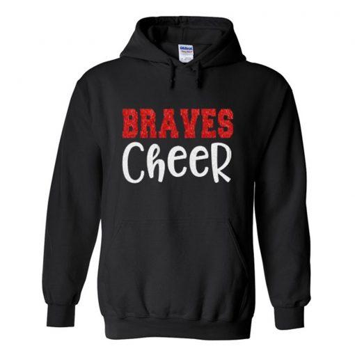 Braves Cheer Hoodie KM