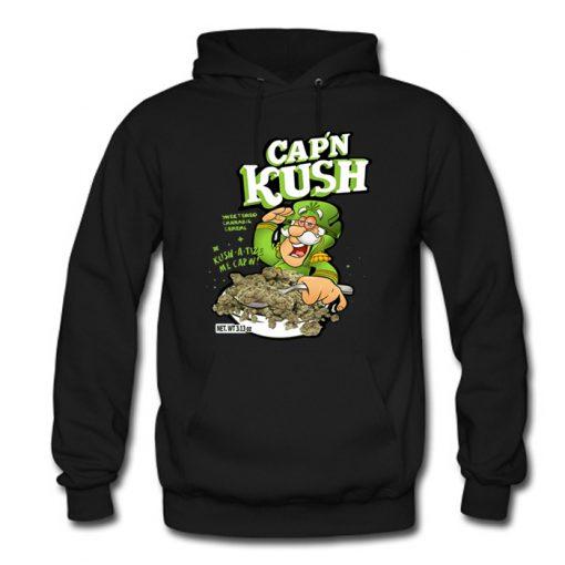 Capn Kush Hoodie KM