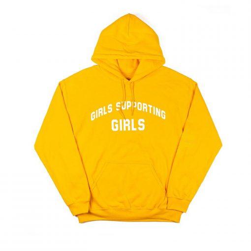 Girls Supporting Girls Hoodie KM