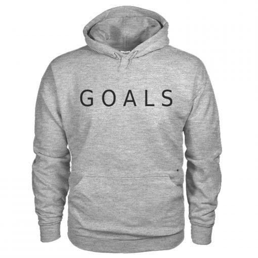 Goals Hoodie KM