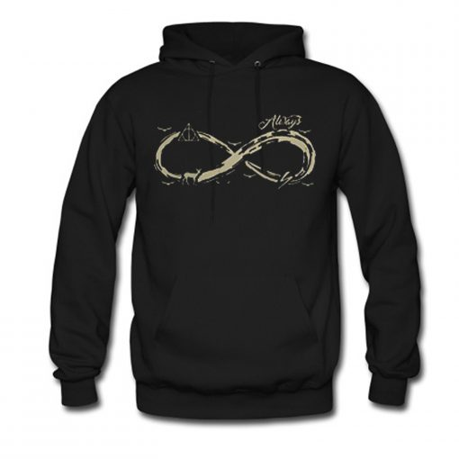 Harry Potter After all this time Always Hoodie KM