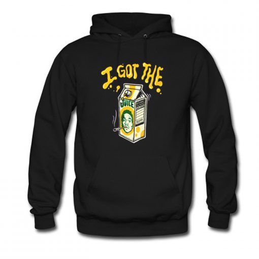 I Got The Juice-Chance The Rapper Hoodie KM