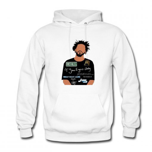 J Cole 4 Your Eyez Only Hoodie KM