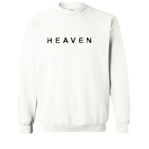 Shawn Mendes Heaven Sweatshirt AI