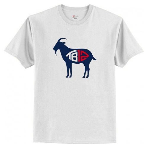 Tom Brady TB12 The Goat T-Shirt AI